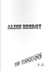 Fanzine cover